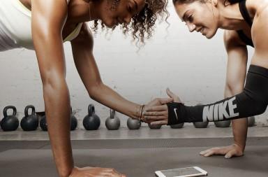 sporten en voeding