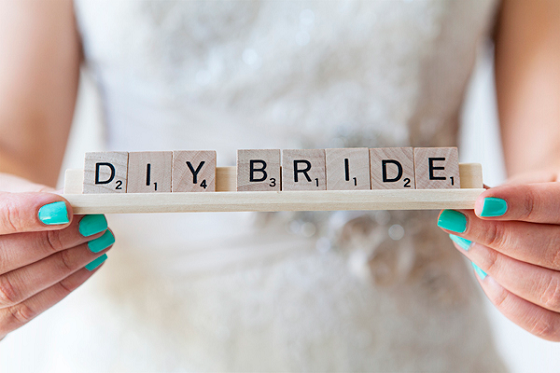 bride diy