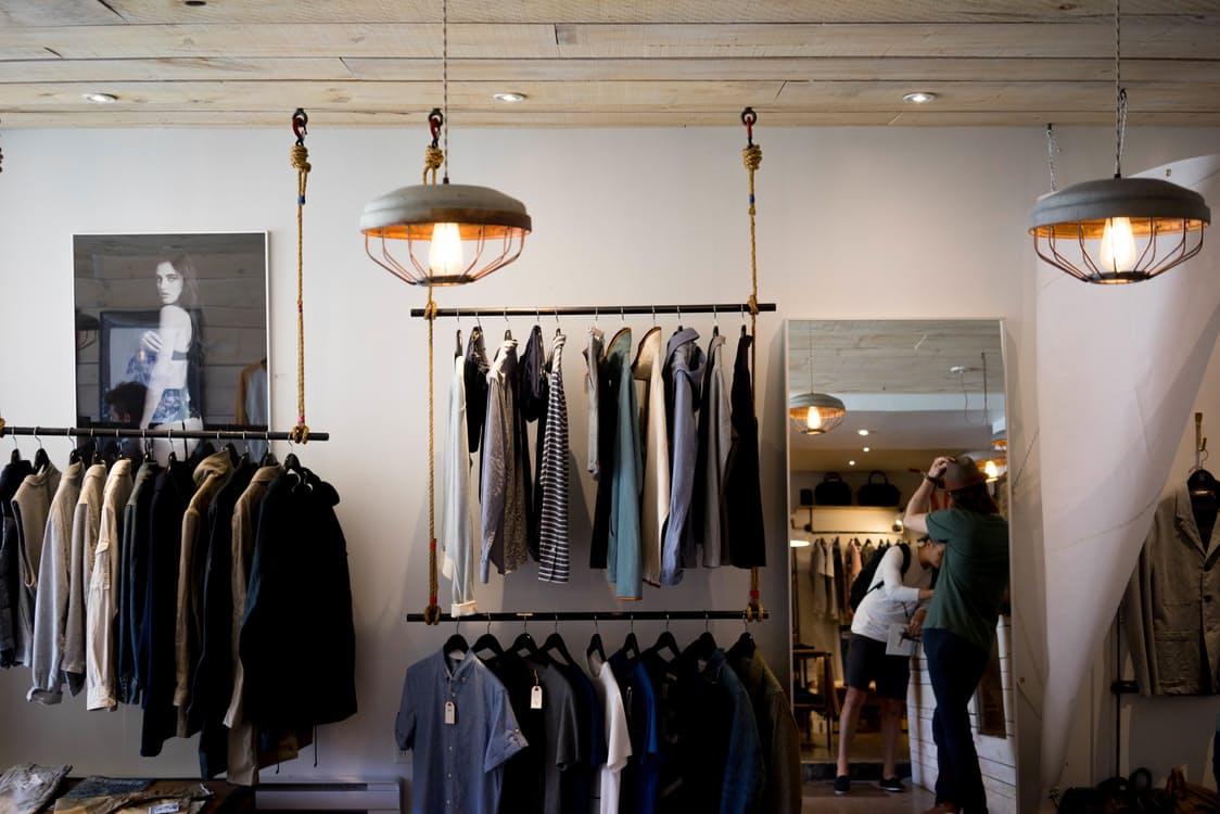 Een nieuw interieur voor je winkel •